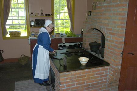 Zoar kitchen